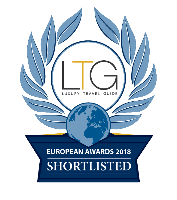 Luxury Travel guide 2018 shortlisted
