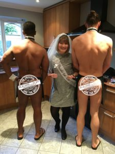 Butlers in the Buff Hen parties